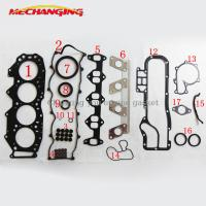 China For FORD RANGER (ER, EQ) ENDEAVOUR 2.5 WL WLT METAL Full Set Auto Parts Engine Rebuilding Kits 50163000 wholesale
