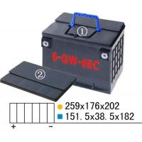 Buy cheap UPS Square Battery Box 6V4 Of Plastic Injection Battery Box Mould from wholesalers
