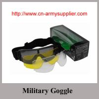 Wholesale Military Goggle Manufactures