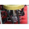 China PP Sheet Film Blowing Machine Ldpe Extruder Machine With Screen Printing Machine wholesale