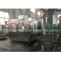 China 2 in 1 Monoblock Sunflower Oil Filling Machine / Cooking Oil Filling Machine wholesale
