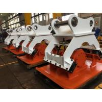 China Vibratory Rammer Hydraulic Compactors For Excavators NM400 + Q345B Material wholesale