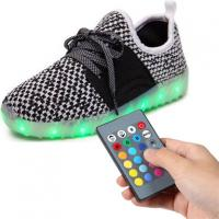 Buy cheap Bluetooth Remote Control LED Shoes Colorful For Music Festival Raving from wholesalers