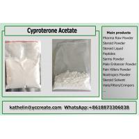 China Anti-Androgen Steroid Powder Cyproterone Acetate / CPA / Cyprostat Hormone Therapy CAS 427-51-0 on sale