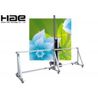 China Inkjet Type Wall Mural Printing Machine For Shop Decoration , High Resolution wholesale