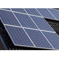 China Durable 60 Cell Polycrystalline Solar Panel Flame Retardant 25 Years Warranty wholesale