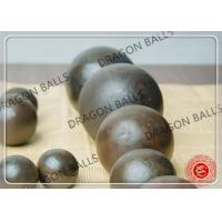 China Abrasion Resistant Industrial Grinding Balls Dia 20mm - 40mm +-1 Tolerance wholesale