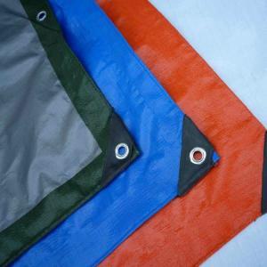 China Waterproof PE Tarpaulin Sheet / Polyethylene Sheet Roll Ground Cover wholesale