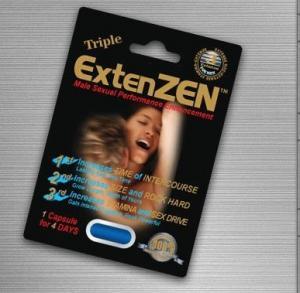China Ejaculation control, erection Extenze Male Enhancement Pills with tribulus terrestirs wholesale