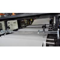 Buy cheap Toe Puff Sheet Extrusion Machine , TPU Fabric Mesh Coating Extrusion Machine For from wholesalers
