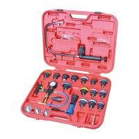 China 26pcs Radiator Pressure Tester & Vacuum Type Cooling System Kit Auto Repair Tool wholesale