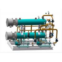 China Customized Horizontal Electric Hot Water Heater With Stainless Steel Material on sale