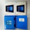 China latest retail version Korean Language Online activation Microsoft 3.0 USB Flash Drive FPP Key code card Windows 10 Home wholesale