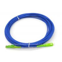 China Tight Buffer Fiber Armoured 12 Cores Glass Fiber Optic Cable Armored Central Tube FO Cable wholesale
