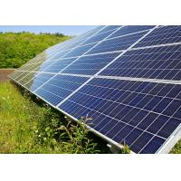 China Reliable Photovoltaic Mono Solar Panels 19.5 % Cell Efficiency TUV Standard wholesale