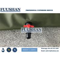 China Fuushan 1000l Collapsible Water Tank Round Cylinder Flexible Water Bladder Tank wholesale