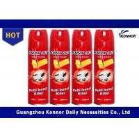 China OEM Aerosol Insecticide 400ml Knockout Insect Mosquito Spray Killer Water Based wholesale