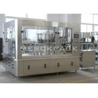 China Carbonated Drinks Filling Machine / Soda Water Bottling Machine / Soft Drink Bottling Plant wholesale