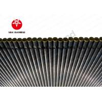 China Alloy Steel Dth Drill Pipe , Tapered Drill Rod For Rock Drilling Tool wholesale
