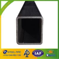 China welded black annealing steel pipe/tube/square steel pipe wholesale