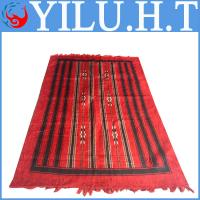 China regular size the shining red floor roll carpets importer wholesale