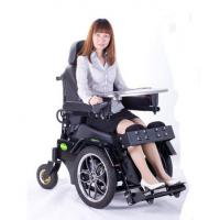 China Standing-up power foldable wheelchair Medical motor balancing standing foldable electric w wholesale