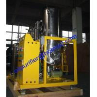 China Hydraulic Oil Regeneration System stainless steel ,Vacuum Hydraulic Oil Filtration Plant,Oil Purifier Solution,factory on sale
