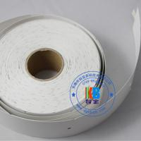 China Coated paper type blank perforated blank cardboard hang tag 60mm*100mm*500 pcs suits for thermal label printer wholesale