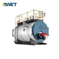 China Diesel Gas Oil Boiler Quick loading 9.8 MW  70℃ Feed Temperature wholesale