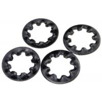 China Hardened Metal Stamping Parts Steel Internal Toothed Lock Washer DIN 6797 Type J wholesale