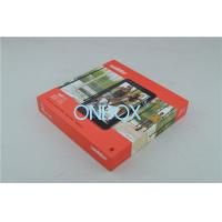 Printing Paper Luxury Packaging Boxes Electronic Devices Set Full Color