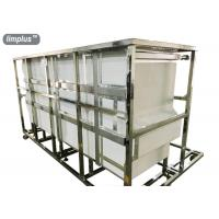 China 2000 Liter Huge Industrial Ultrasonic Cleaner For Aeroplane Components Degrease wholesale