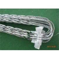 China Proformed steel galvanized dead end grip dead  guy wire clamp, 8mm wire rope clamp wholesale