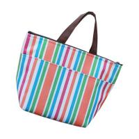 China Customizable Portable Polyester Cooler Bag Lunch Bags For Women wholesale