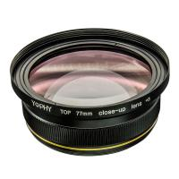 China HD 3 Close Up Macro Lens , Dslr Macro Lens Double Sided Multi Layer Coating on sale