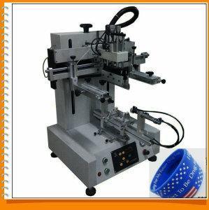 China Silicon Wristband Screen Printing Machine (JQ2030R) on sale