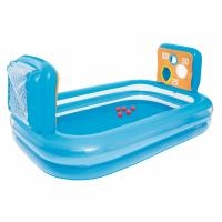 Buy cheap Portable Inflatable Above Ground Pools Outdoor Water Toys 11ga Vinyl Material from wholesalers