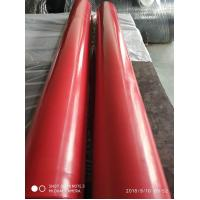 China 22Mpa , 40shore A , Pink Red Pure Natural Rubber Sheet , Gum Rubber Sheet , Latex Sheet , Para Rubber Sheet wholesale