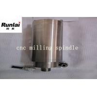 China High Speed Milling Machine Motor 4KW , Water Cooling Engraving CNC Router Spindle Motor wholesale