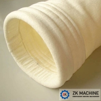 China FMS Air Dust Filter Socks Cement Industry Bag Filters For Dust Collector on sale