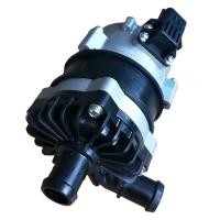China Brushless Motor 12 Volt Electric Coolant Pump For Intercooler With Aluminium Alloy Housing + PPS wholesale
