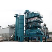 China 120μM  Film Thickness Asphalt Batching Plant With 37KW Windlass Winch System wholesale