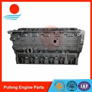 China CUMMINS cylinder block 6BT for PC200-6 excavator 3903797 3928797 on sale