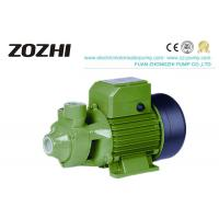 China QB60 Peripheral Vortex Electric Water Pump Single Phase Boosting Application wholesale
