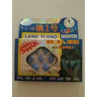 China Lang Yi Hao Herbal Sex Enhancement Pills For Males Wolf No.1 Powerful Strong wholesale