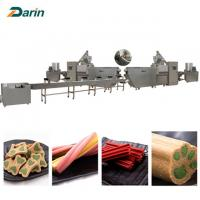 Buy cheap Long performance Dog Food Extruder 100-150kg per hour Capacity from wholesalers