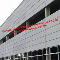 Buy cheap Large Industrial Plant Project Pre-Engineered Building By FASEC Prefab - I Panel from wholesalers