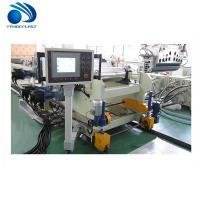 China Acrylic / Plastic Sheet Making Machine Coincal Twin Screw Extruder on sale