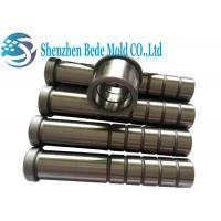 China Precision Straight Oil Grooves Guide Sleeve , Shouldered Mold Bushings MISUMI wholesale