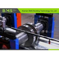 China PLC Scaffolding Roll Forming Machine Cold Rolled Sheet Shelf Heavy Column Machine on sale